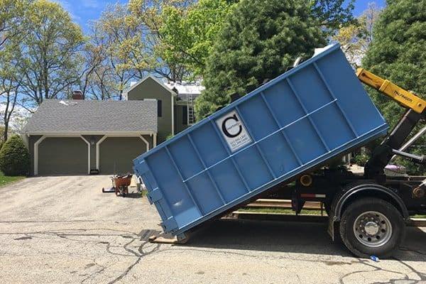 dumpster rental Charlotte