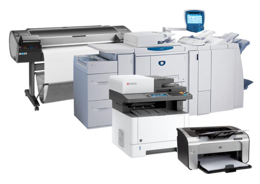 Hire printer