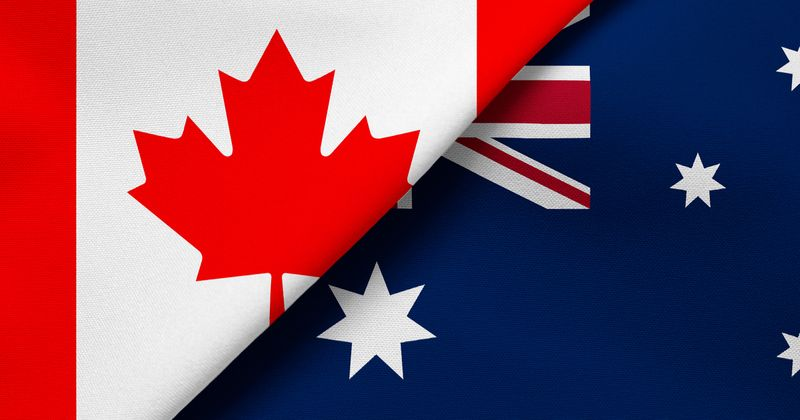 Immigration To Canada Or Australia