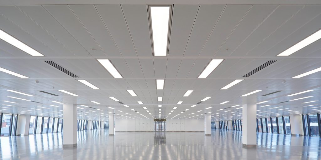 Various Advantages of the Commercial LED Lighting