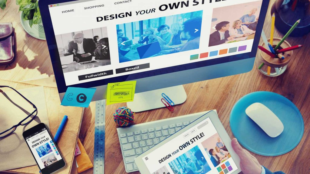 Web Design Company – Make Online Presence With Experts