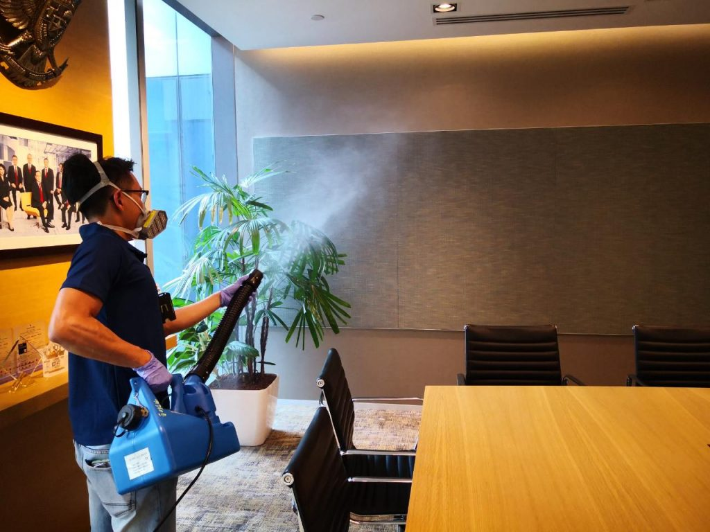 Why Professional Sanitization Company is More Effective to Keep your Home and Work Safe